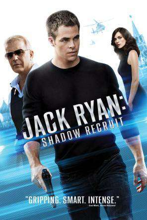 Jack Ryan: Shadow Recruit, Movie on DVD, Action Movies, Adventure Movies, Thriller & Suspense