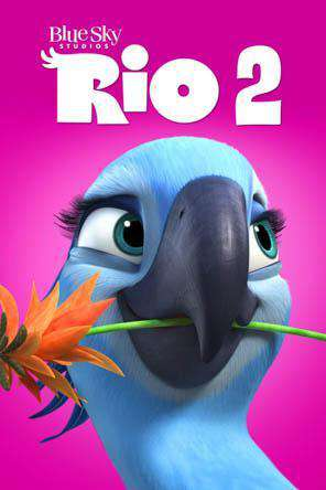 Rio 2, On Demand Movie, Comedy DigitalMovies, Family DigitalMovies, Kids
