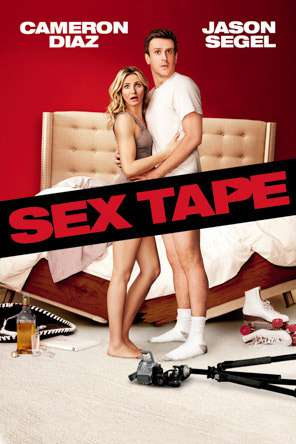 Sex Tape, Movie on DVD, Comedy