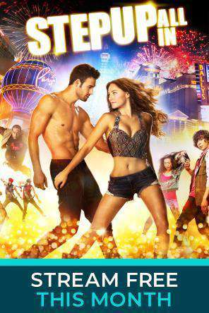 Step Up All In, On Demand Movie, Drama DigitalMovies, Romance DigitalMovies, Special Interest