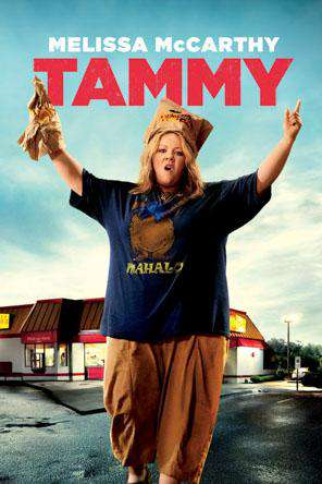 Tammy, Movie on DVD, Comedy