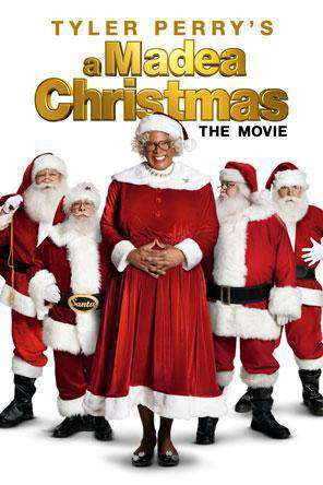 Tyler Perry's A Madea Christmas, On Demand Movie, Comedy