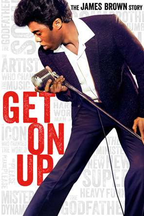 Get On Up, Movie on DVD, Drama Movies, Special Interest