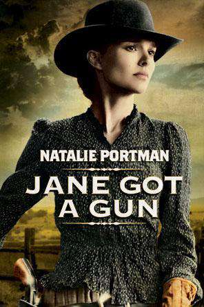 Jane Got a Gun, Movie on DVD, Action Movies, Drama