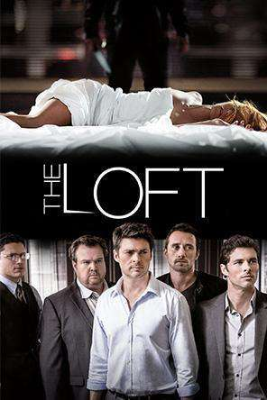 The Loft, Movie on DVD, Action