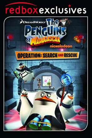 Penguins Of Madagascar: Operation Search and Rescue, Movie on DVD, Family