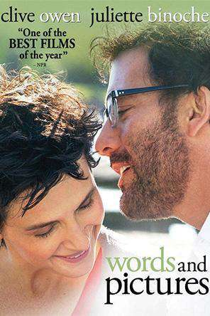 Words And Pictures, On Demand Movie, Comedy DigitalMovies, Drama DigitalMovies, Romance