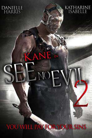 See No Evil 2, On Demand Movie, Horror