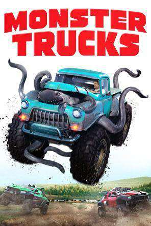 Monster Trucks, Movie on DVD, Family