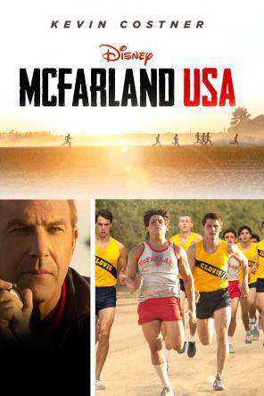 McFarland, Movie on DVD, Drama Movies, Family