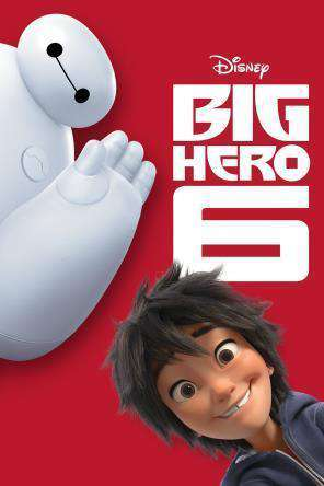 Big Hero 6, Movie on DVD, Family Movies, Sci-Fi & Fantasy Movies, Action Movies, Animated Movies, Comedy