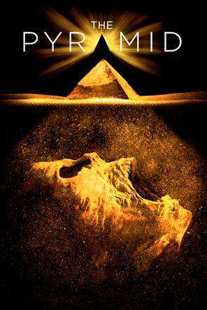 The Pyramid, On Demand Movie, Horror
