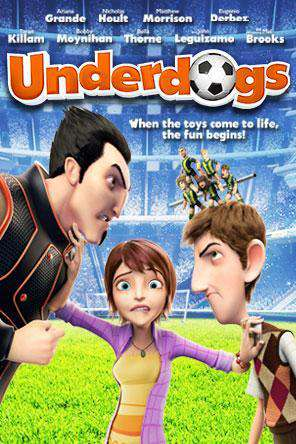 Underdogs (2015), Movie on DVD, Animated Movies, Comedy Movies, Special Interest