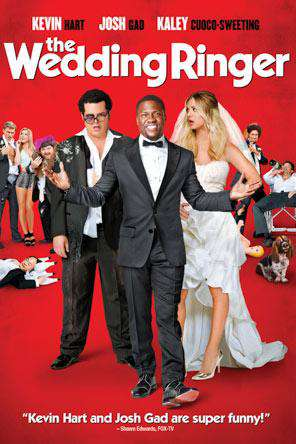 The Wedding Ringer, Movie on DVD, Comedy
