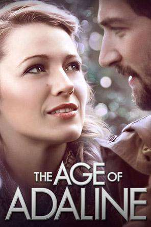 The Age Of Adaline, Movie on DVD, Drama Movies, Special Interest Movies, Romance