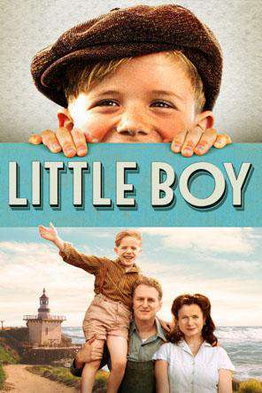Little Boy, Movie on DVD, Drama