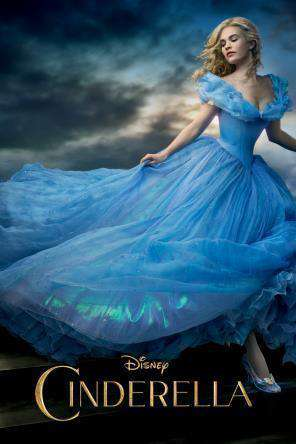 Cinderella (2015), Movie on DVD, Family