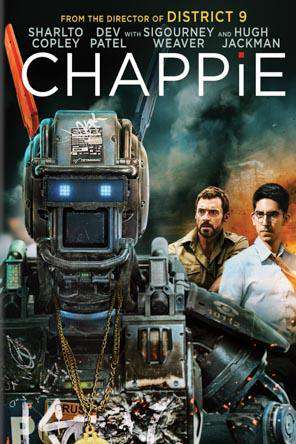 Chappie, Movie on DVD, Action Movies, Drama Movies, Sci-Fi & Fantasy