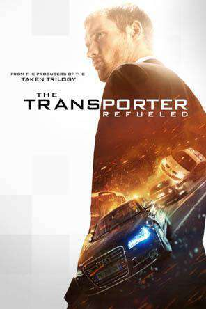 The Transporter Refueled, Movie on DVD, Action Movies, Drama Movies, Thriller & Suspense