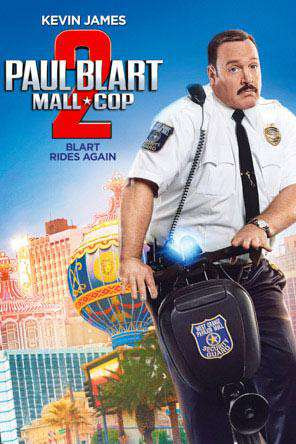 Paul Blart: Mall Cop 2, Movie on DVD, Action Movies, Comedy