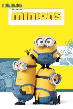 Minions, Movie on DVD, Family