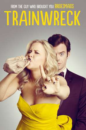 Trainwreck, Movie on DVD, Comedy Movies, Romance
