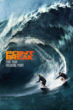 Point Break (2015), Movie on DVD, Action Movies, Adventure Movies, Thriller & Suspense
