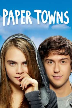 Paper Towns, Movie on DVD, Comedy Movies, Romance