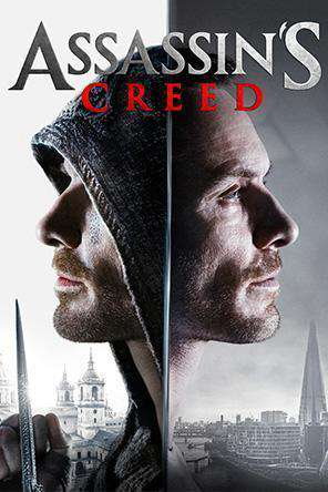 Assassin's Creed, Movie on DVD, Action Movies, Adventure