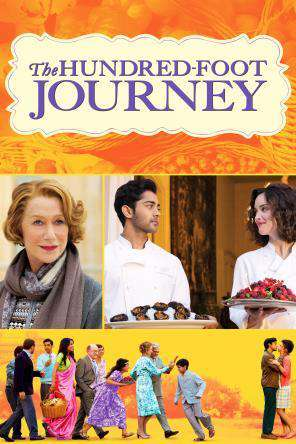 The Hundred-Foot Journey, Movie on DVD, Drama