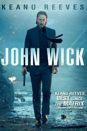 John Wick, On Demand Movie, Action DigitalMovies, Thriller & Suspense DigitalMovies, Thriller