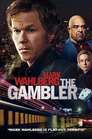 The Gambler, Movie on DVD, Drama