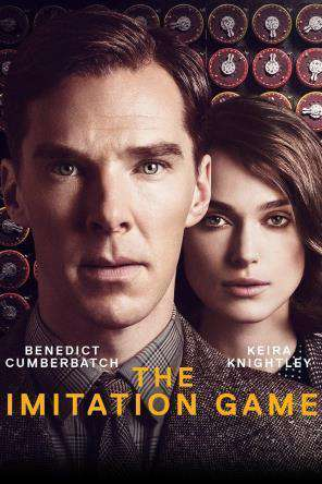 The Imitation Game, Movie on DVD, Drama
