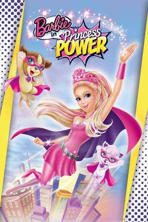 Barbie in Princess Power, On Demand Movie, Animated DigitalMovies, Comedy DigitalMovies, Family