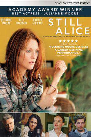 Still Alice, Movie on DVD, Drama