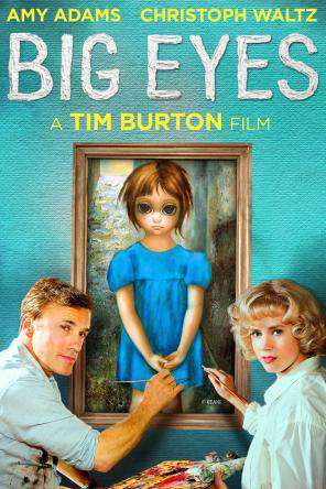 Big Eyes, Movie on DVD, Drama
