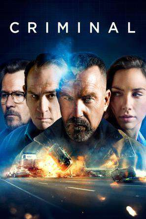 Criminal (2015), Movie on DVD, Action Movies, Thriller & Suspense