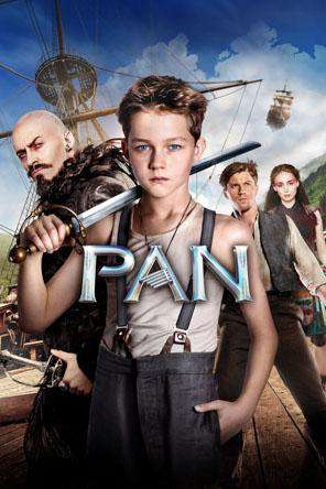 Pan (2015), On Demand Movie, Family