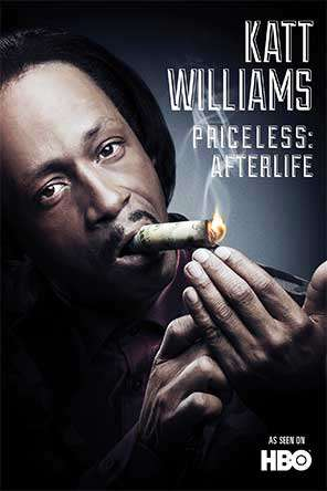 Kat Williams - Priceless: Afterlife, Movie on DVD, Comedy