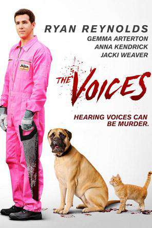 The Voices, Movie on DVD, Comedy