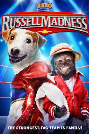 Russell Madness, On Demand Movie, Comedy DigitalMovies, Family