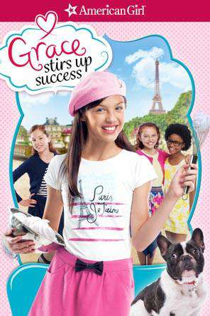 American Girl: Grace Stirs Up Success, Movie on DVD, Adventure Movies, Family