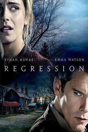 Regression, Movie on DVD, Thriller & Suspense