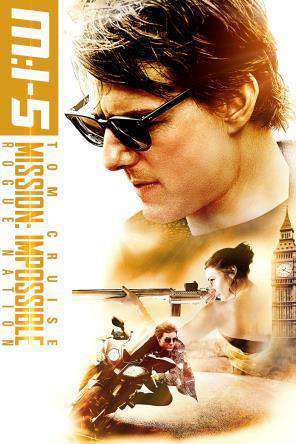 Mission Impossible: Rogue Nation, Movie on DVD, Action Movies, Adventure Movies, Horror