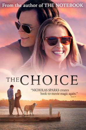 The Choice, Movie on DVD, Drama