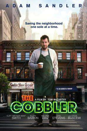 The Cobbler, Movie on DVD, Comedy