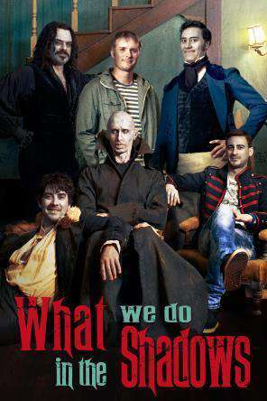 What We Do In The Shadows, Movie on DVD, Comedy Movies, Horror