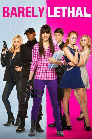 Barely Lethal, Movie on DVD, Action Movies, Comedy