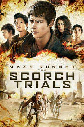 The Maze Runner: The Scorch Trials, Movie on DVD, Action Movies, Sci-Fi & Fantasy