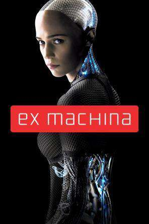 Ex Machina, Movie on DVD, Drama Movies, Sci-Fi & Fantasy Movies, Thriller & Suspense